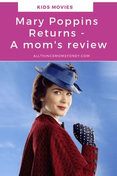 Best Kid Movies, Two Movies, Movies To Watch, Family Movie Reviews, Mary Poppins Movie, Michael Banks, Jane And Michael, Watch The Originals, Much Music