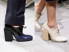 Balenciaga spring 2013 Paris fashion week iconico shoes