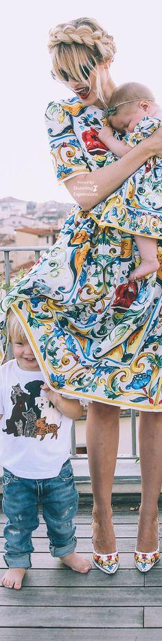 Dolce Gabbana 2017 | Motherhood