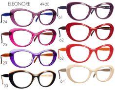 Caroline Abram ELEONORE #ojooptique
