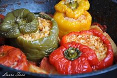 Romanian Food, Deserts, Cooking Recipes, Stuffed Peppers, Vegan, Dinner, Vegetables, Diet, Recipes