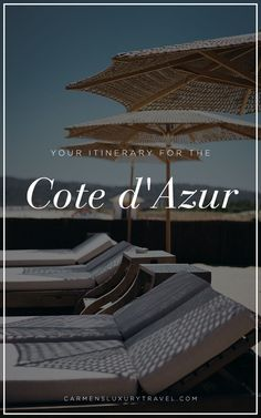 """The Most Amazing Things To Do on the Cote d""""Azur  France 