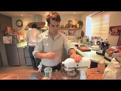 A basic sourdough recipe, charmingly presented by Tom Herbert