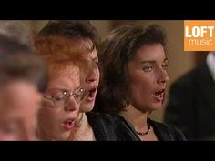 J.S. Bach - St. Matthew Passion, BWV 244, Part I (Enoch zu Guttenberg) - YouTube