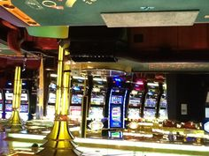 #Casino on the RCCL Enchantment of the Seas