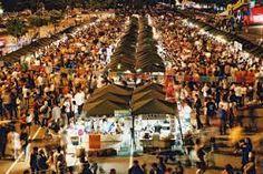 Chinatown Night Market, Vancouver