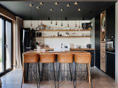 Kuchnia - projekt NYLOFT — HOUSE LOVES Table, Furniture, Home Decor, Decoration Home, Room Decor, Home Furniture, Interior Design, Home Interiors, Desk