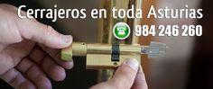 Cerrajeros urgentes en asturias