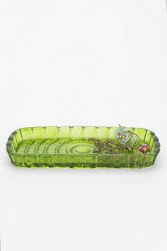 Pressed Glass Tray #urbanoutfitters