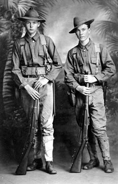 """oldflorida: """"Thankful on this Veterans Day for those who serve, past and present. Florida faces, 1918. """""""
