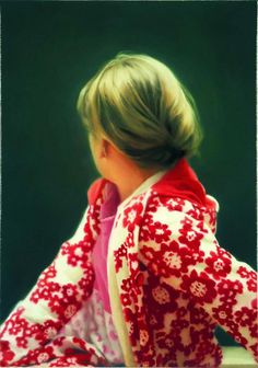 gerhard richter -oil painting www.fashion.net