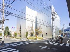 Kazuyo Sejima - Sumida Hokusai Museum - Tokyo