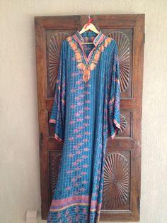 Silk Caftan www.etsy.com/shop/ArabianThreads
