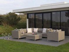 PEBBLE BEACH Lounge Garten Sofa #garten #gartenmöbel #gartensofa ...