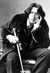 Oscar Wilde. Poet, Author, Wit, Artist