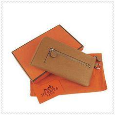 hermes wallet,hermes zip wallet. Hermes Chocolate Zip Wallet $125.00