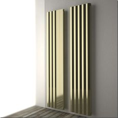 The Onde's alternating curved surfaces are inspired by the movement of waves. As a unique feature, this modular radiator allows the customer creative control over the final design in order to create a original piece of contemporary heating. Radiators Uk, Contemporary Radiators, Radiator Heater, Metal Design, Designer Radiator, Hobby Room, Home Technology, Baseboards, Heating And Cooling