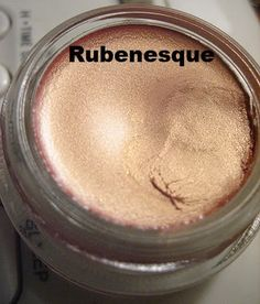 MAC Paint Pot rubenesque. I love this paint pot! Can be used solely as a creme eyeshadow or and eyeshadow base to resist creasing in the top layer of eyeshadow
