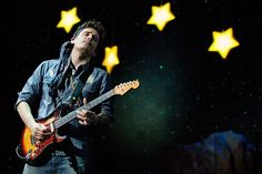 John Mayer, comeback performance, Milwaukee, Wisconsin