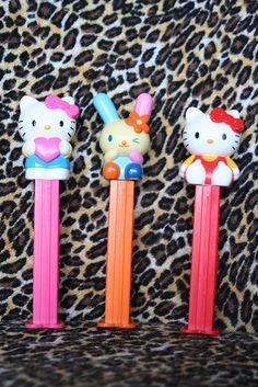 hello kitty pez | Hello Kitty PEZ Dispeners | Flickr - Photo Sharing!