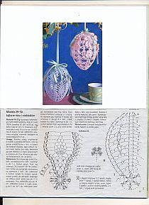 Image gallery – Page 372532200424753196 – Artofit Crochet Diagram, Crochet Chart, Thread Crochet, Diy Crochet, Crochet Christmas Decorations, Crochet Christmas Ornaments, Christmas Crafts, Easter Crochet Patterns, Crochet Santa