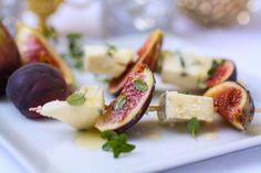 Inside a British Mum's Kitchen: Figs, Gorgonzola, Honey and Thyme