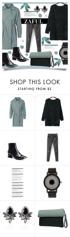 """ZAFUL CONTEST"" by mahafromkailash ❤ liked on Polyvore featuring Arche and zaful"