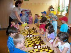 I Szachowe Mistrzostwa Przedszkola Miejskiego Nr 4, Świdnica, 8.06.2011
