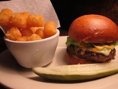 According to New York, Northeast Kingdom makes the best burger of 2011. I'll be the judge of that!