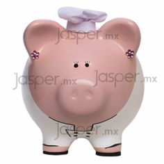 Alcancía de cerdito - Chef Little Kitty, My Little Pony, Wooden Piggy Bank, Pig Bank, Biscuit, Mini Pig, Cute Piggies, Money Box, Mold Making