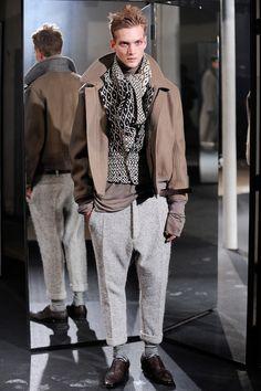 Haider Ackermann | Fall 2014 Menswear Collection | #paris