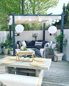 Pergola, cozy living room on the terrace and lighting accessories in the garden ., Pergola, cozy living room on the terrace and lighting fixtures in the garden. Although historical with strategy, the pergola has become having a modern-day rebirth all. Pergola Diy, Pergola Plans, Modern Pergola, Pergola Roof, Modern Patio, Pergola Garden, Patio Ideas With Pergola, Garden Decking Ideas, Patio Awnings