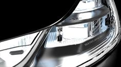 「faraday future headlight」の画像検索結果