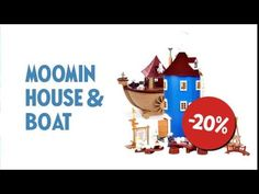 We're celebrating the Moomin's anniversary with new surprises every day in November! Visit to see more! Moomin House, Days In November, 70th Anniversary, Campaign