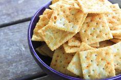 Ricette crackers fatti in casa