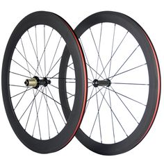 700C R36 Clincher Carbon Wheels 50mm Carbon Road  Bicycle Cycling Racing Wheels #OEM
