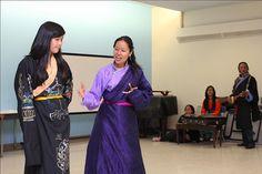 Tibetan Chuba: Modern Incarnation of Ancient Dresses  by Ontario Culture Days, via Flickr