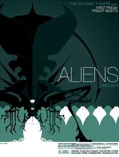 Aliens - Tom Whalen
