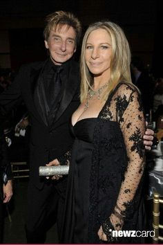 February 10, 2018 with Barbra Streisand