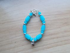 Scottish  terrier beaded bracelet by SecChnceTreasure on Etsy, $30.00