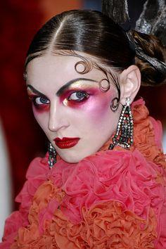 Galliano at Paris Fashion Week Spring 2008