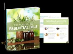 Here is a great eBook on essential oils. At this time it is free ...