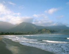 Hanalei Bay, Kauai, Photo by Mary Liz Austin