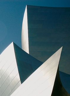 Disney Concert Hall, Los Angeles, Frank Gehry