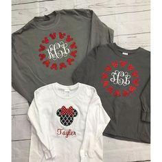 More Disney T-shirts going out today!  #monogram #appliqué #glitter #disney…