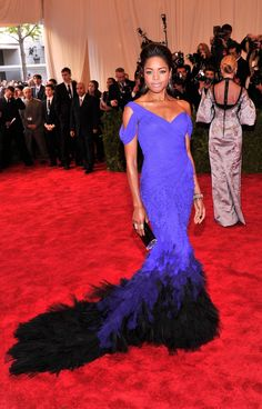 Met Gala 2013: See All the Red Carpet Looks - The Cut. LOVE LOVE LOVE this dress!!! AND its color!!!!!