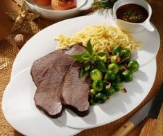 karácsonyi menü   Mindmegette.hu Steak, Beef, Food, Meat, Essen, Steaks, Meals, Yemek, Eten