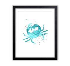 These contemporary watercolor prints are the perfect addition to the home. Suitable for all ages and will never be outgrown.    This listing is for