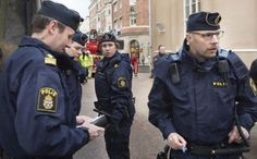 Sweden in Chaos: Number of 'no-go zones' increased as police lose control over violence - Israel Islam and End Times