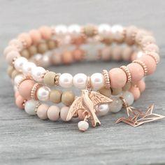 Machen Sie die hippesten Schmuck mit unseren Holz Perlen